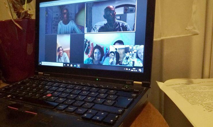 Az integratív orvoscsoport újabb (online) találkozója